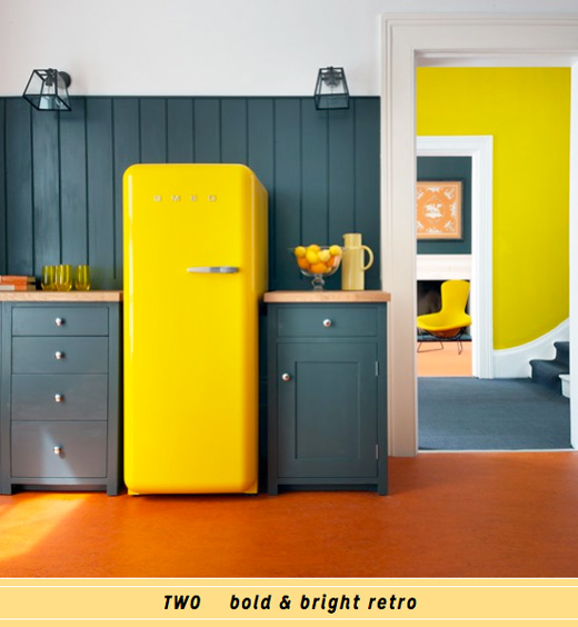 yellow-smeg-fridge-kitchen