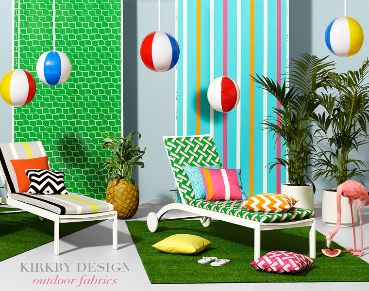 Kirkby Design Outdoor Fabric