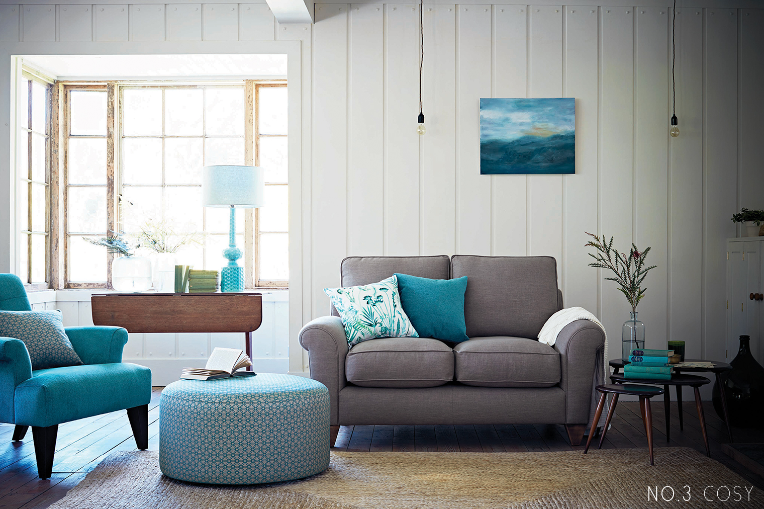 How To Choose A Couch how to choose a sofa for your style: the lounge co. - bright