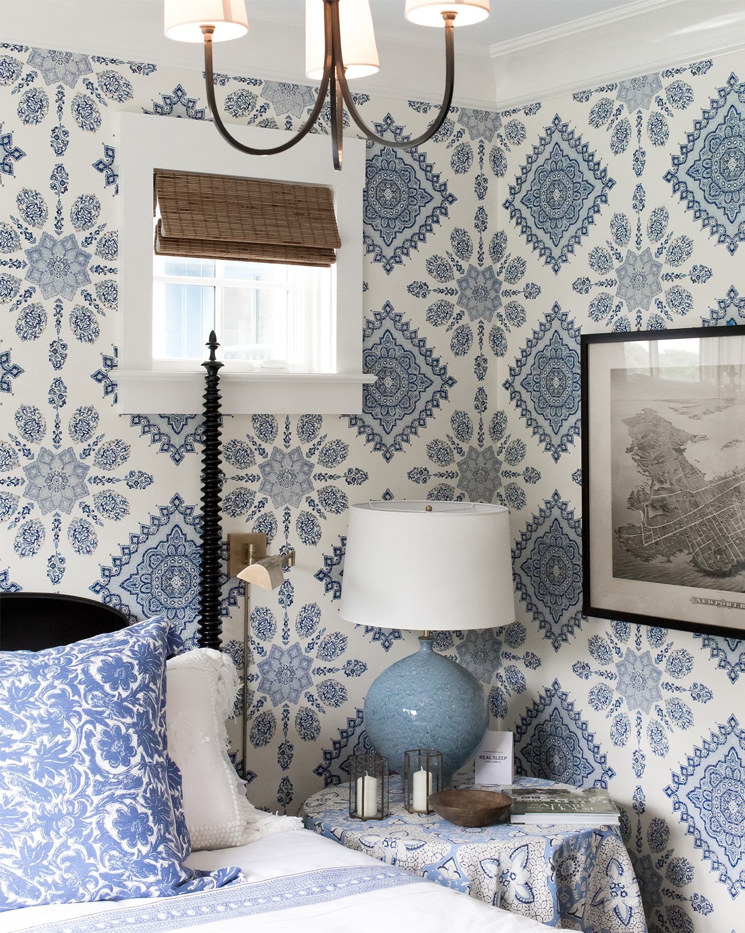 Blue And White Decorating 15 inspirational ideas for decorating with blue and white
