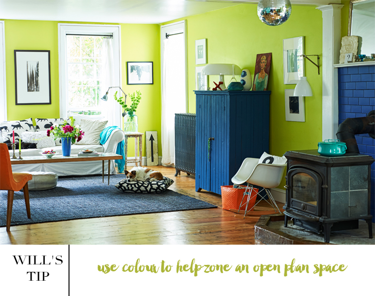 Colour Advice How To Decorate With Lime Green Bright Bazaar By Will Taylor
